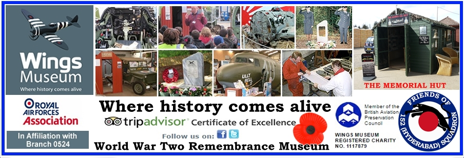 friends of 152 and Wings Museum